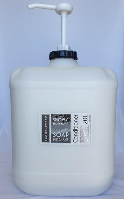 Ecomenities Snowy Mountains Soap Merchant Conditioner 20L